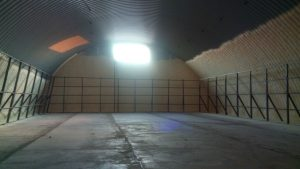 утепление склада