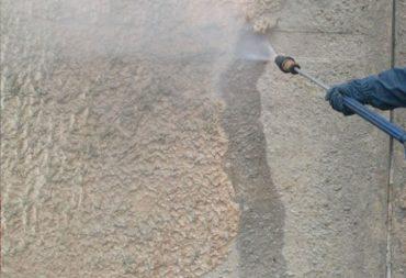 гидроструйная очистка поверхностей