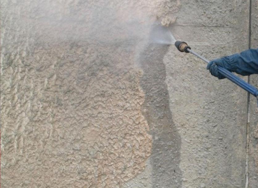 Видео - очистка стен