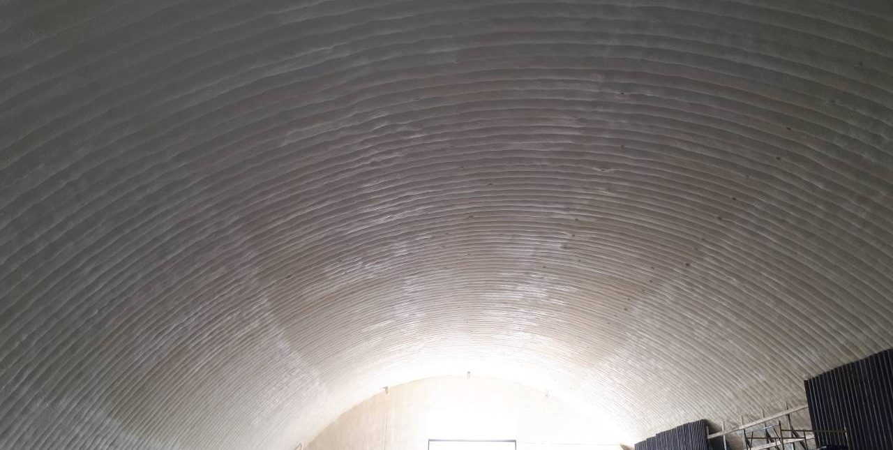установка подпорных стен