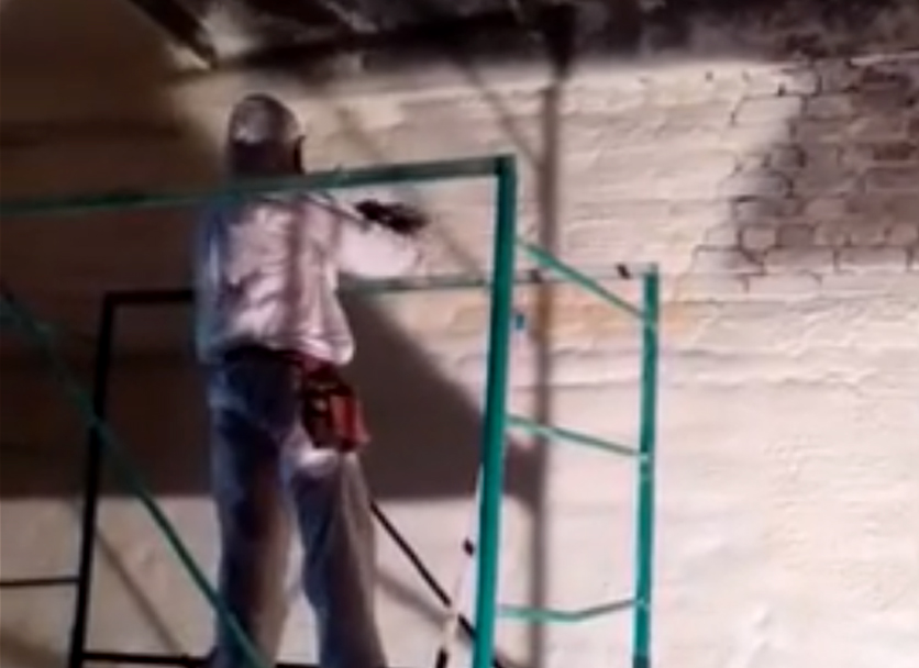 Утепление холодильной камеры в Волгоградской области, видео