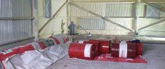 Выбор и подготовка компонентов для напыления ППУ в зимний период